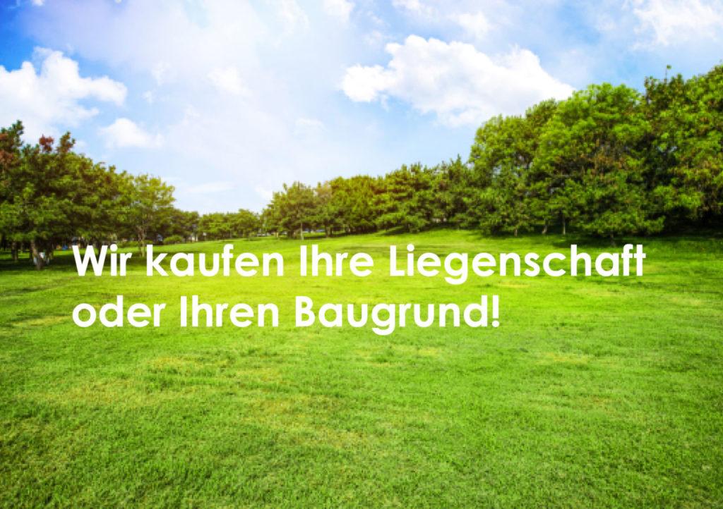 Foto Liegenschaft Baugrund